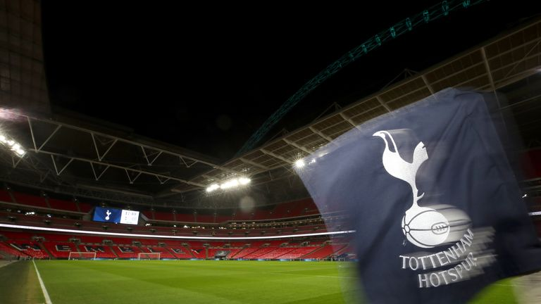Tottenham's tenancy at Wembley added to a record turnover for the FA