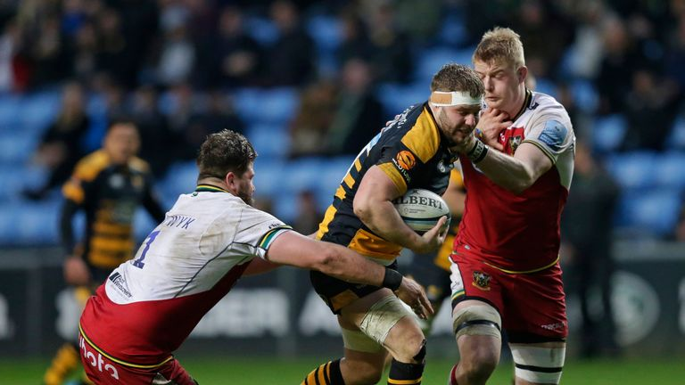 Wasps' home win puts behind them a run of just one victory in their previous 13 fixtures