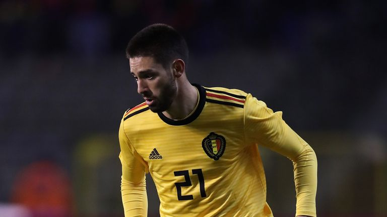 Yannick Carrasco could be set for a move back to Europe