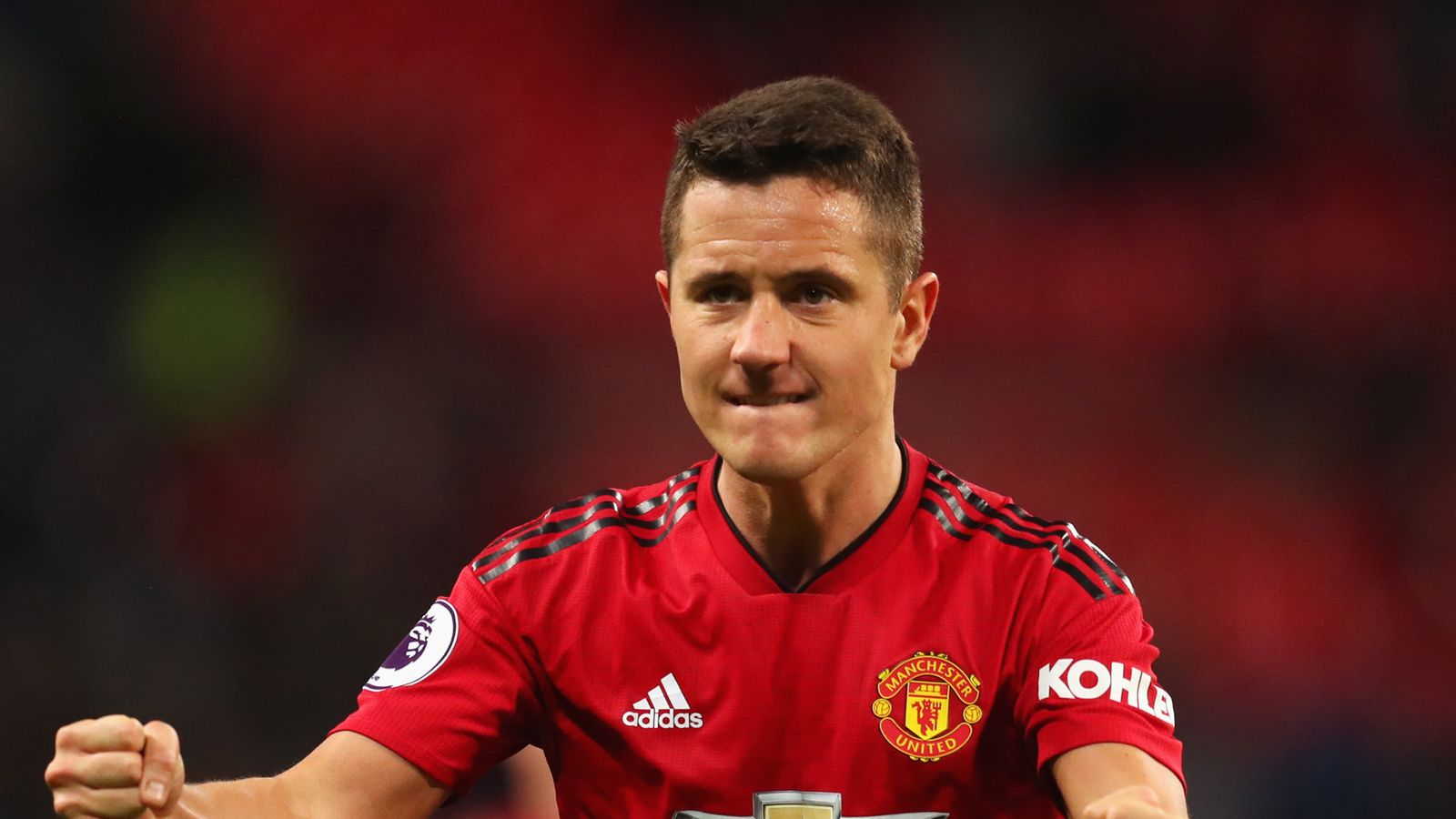 Ander Herrera Confirms Manchester United Exit At The End