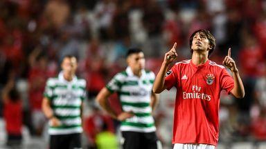 Benfica: No Felix deal with Atletico