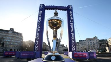 Cricket World Cup TV schedule on Sky Sports: How to watch every ball of 2019 tournament live!