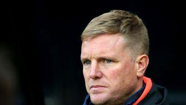 Howe: Bournemouth's injuries 'devastating'
