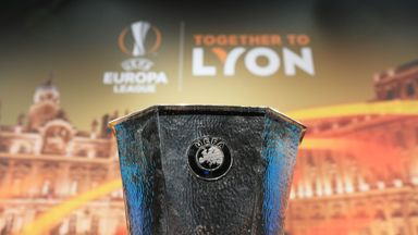 When is the Europa League draw?