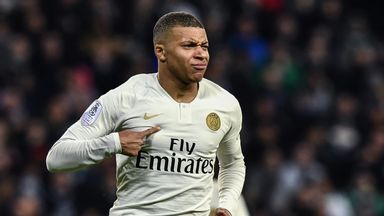 PSG: Mbappe will stay with us