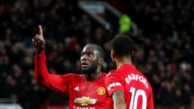 'Rashford forcing Lukaku out at Man Utd'