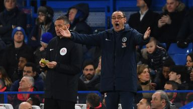 'Ban will impact Chelsea manager plan'