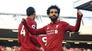 Salah: Pressure always there