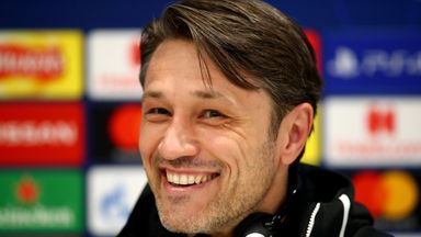 Niko Kovac is expecting an open match at Anfield