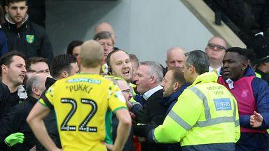 Lambert given two-match touchline ban