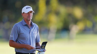 Steve Stricker is favourite to be named US Ryder Cup captain this week