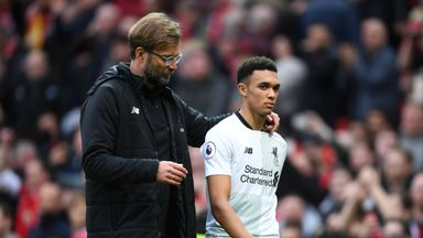 TAA: Old Trafford was a 'learning point'