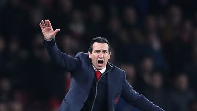 Emery focus on PL despite Europa victory