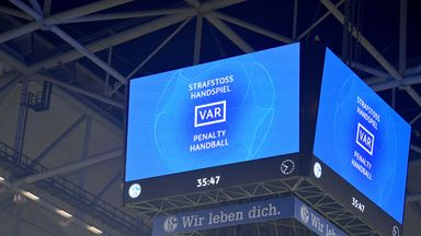 UEFA: Accuracy over speed for VAR