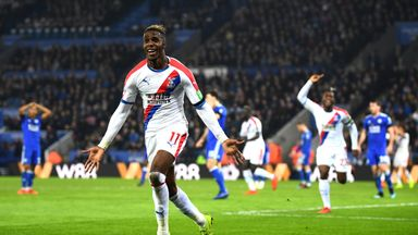 Wilfried Zaha could yet join Arsenal from Crystal Palace
