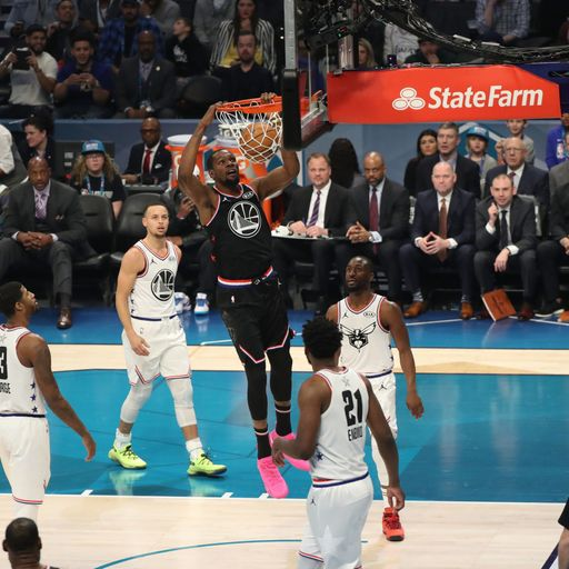 All-Star 2019: Giannis Antetokounmpo top scores in All-Star Game with 38 points | NBA News |