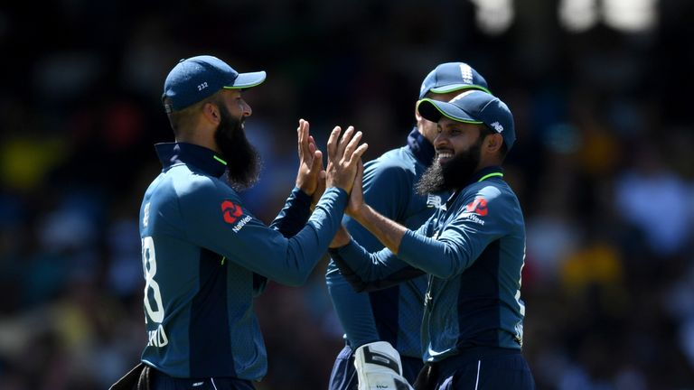 England drew 2-2 in the ODI series against West Indies and face five warm-up fixtures against Pakistan ahead of the World Cup