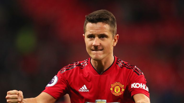 Ander Herrera has been linked with a move away from Old Trafford this summer