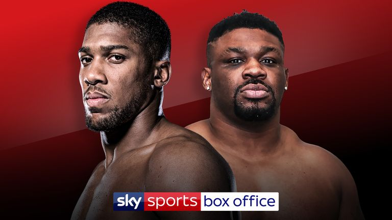 Joshua, 'Big Baby' clash in US on June 1