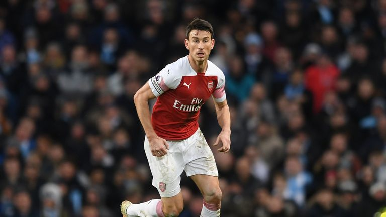 Laurent Koscielny refused to travel with Arsenal to USA