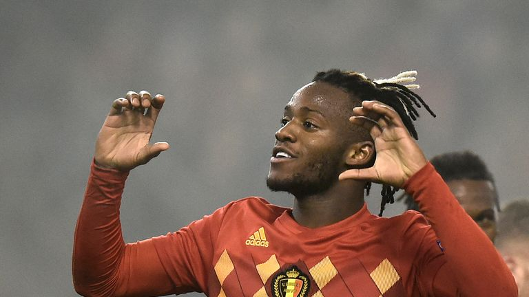 Michy Batshuayi concluded his move across London on a lively Deadline Day for the striker