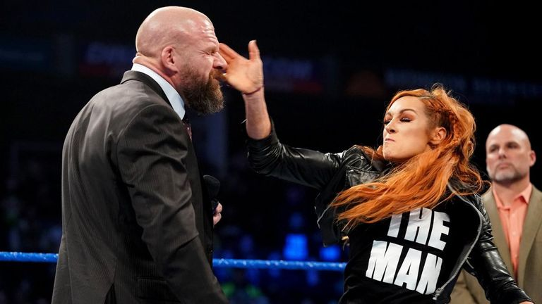 Becky Lynch was front and centre in both Raw and SmackDown this week