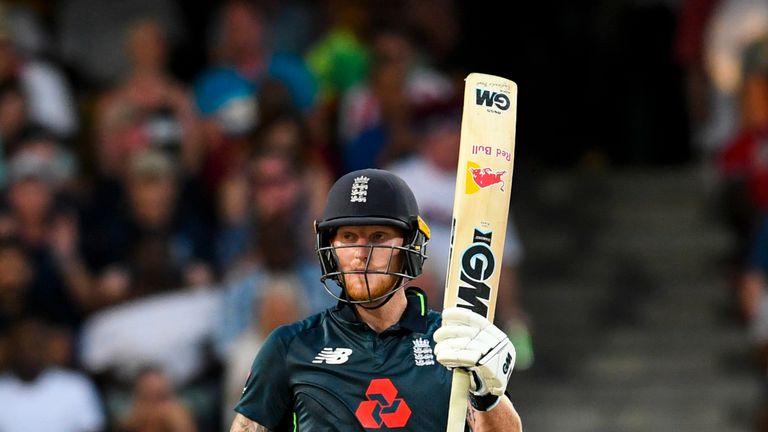 Ben Stokes set for England return in fourth ODI against Windies