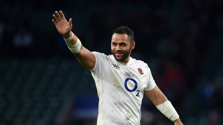 Billy Vunipola and England have made a great start to the Six Nations