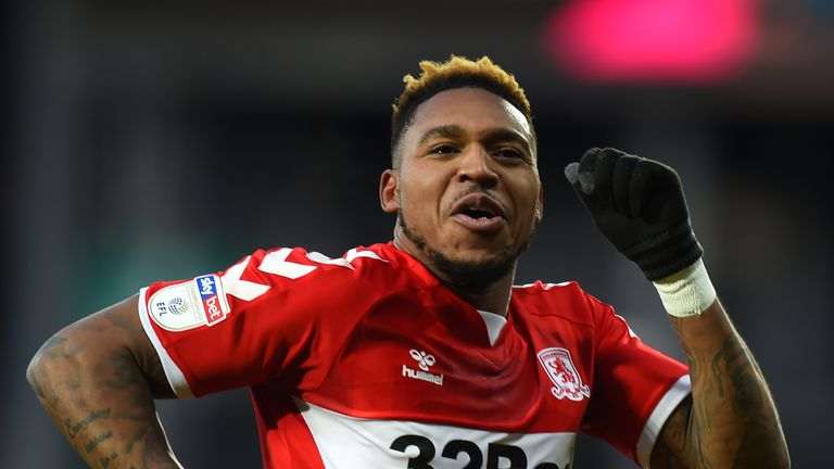 Britt Assombalonga will hope to be part of a new-look Middlesbrough attack