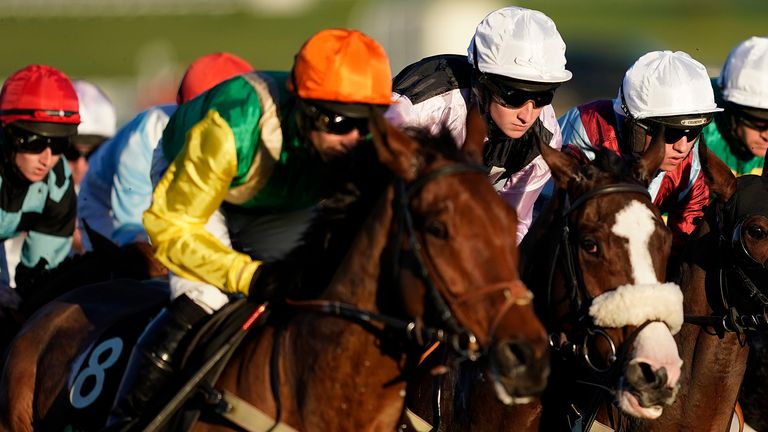 Racing resumes on Wednesday following the equine flu outbreak
