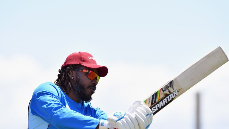 Gayle is in the Windies squad to face England in the first two ODIs of the upcoming five-game series