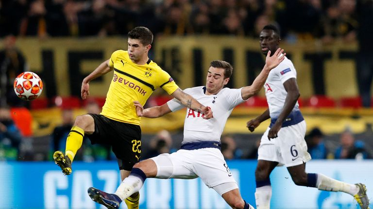 Christian Pulisic is confident that his new club can turn around their fortunes by the time he joins in the summer