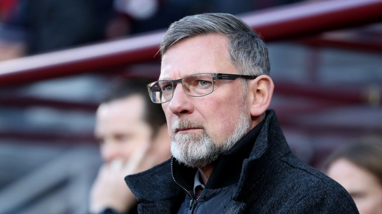 Levein returned in charge of Hearts in 2017 after a first spell between 2000 and 2004