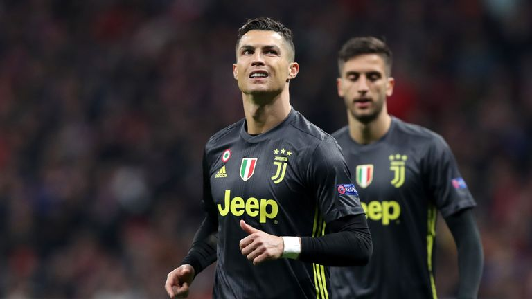 It is a big night for Cristiano Ronaldo and Juventus