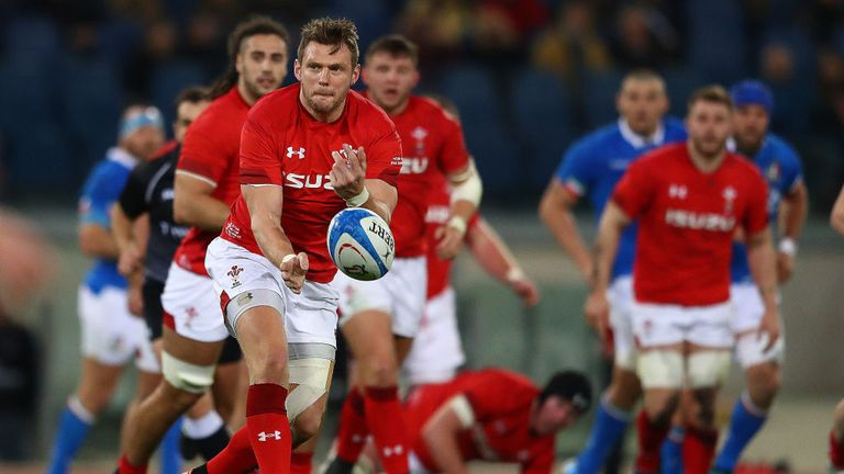 Dan Biggar and Leigh Halfpenny return to Wales training ahead of England Six Nations clash