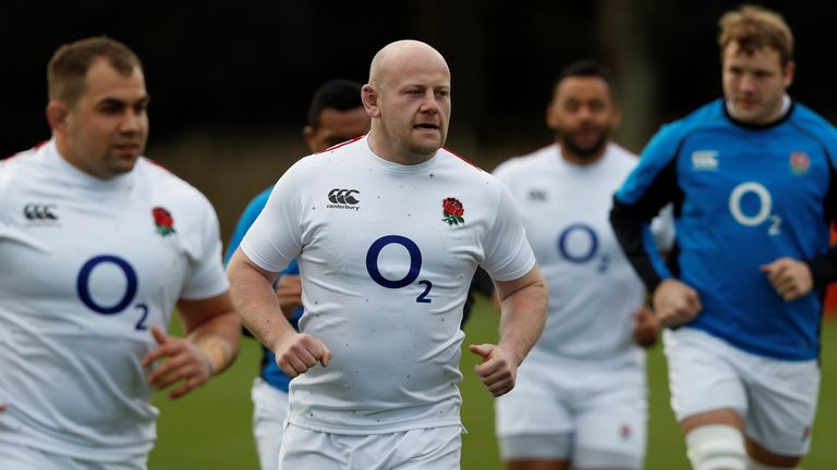 Dan Cole will be attending his third World Cup next month
