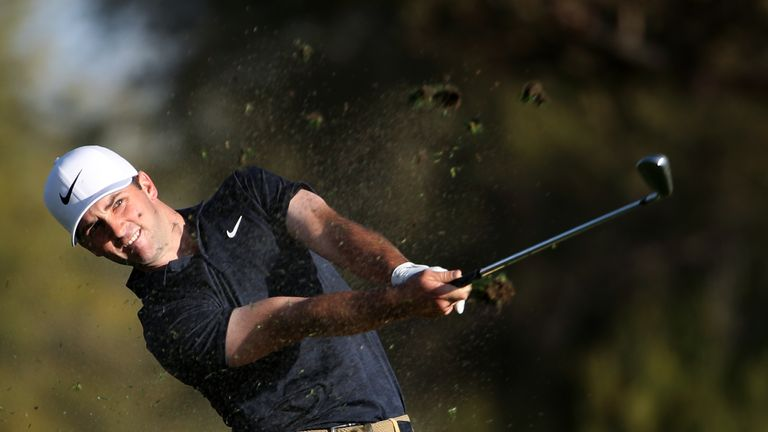 Denny McCarthy was initially handed a two-shot penalty in the second round in Phoenix