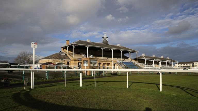 Doncaster - inspect for Saturday card