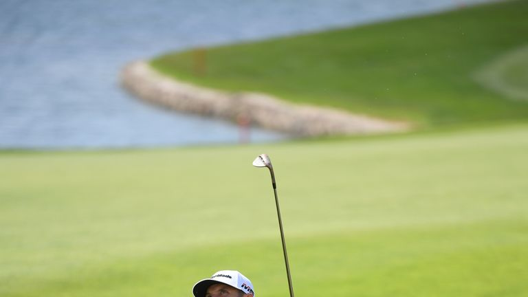 Johnson now has a busy stretch of golf over the next three weeks