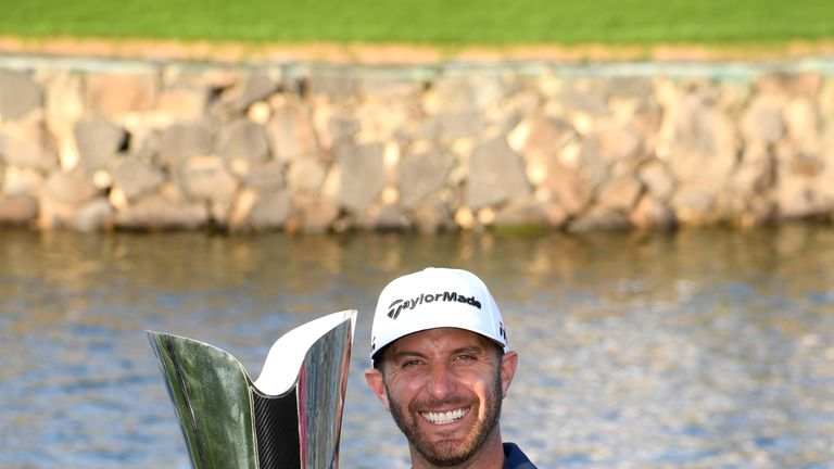 Johnson's win was his first in a regular European Tour event