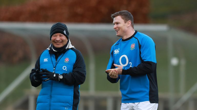 Chris Ashton will be making his first Six Nations start in six years on Sunday