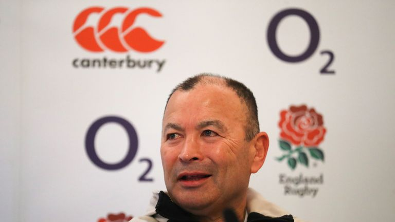 Eddie Jones Makes Four Changes To England Team For Scotland Clash