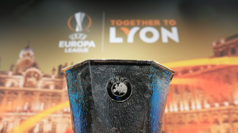 The Europa League is hotting up