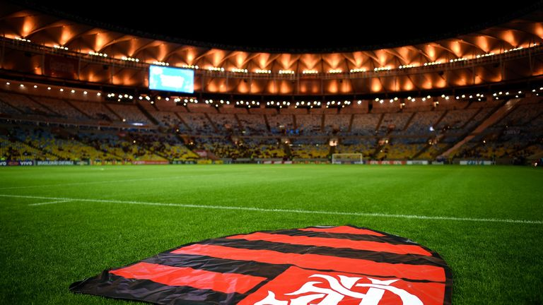 Fire in Brazil kills at least 10 in Flamengo youth football facility