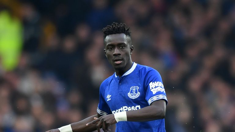 Idrissa Gueye is understood to be in France for a medical with PSG