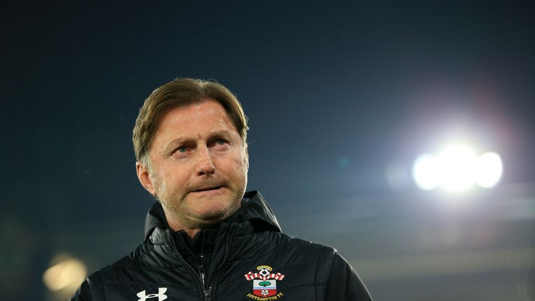 Hasenhuttl has guided Southampton to the brink of Premier League safety after taking over in December