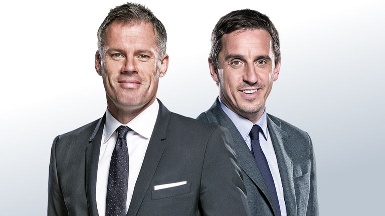 Gary Neville, Jamie Carragher preview Man Utd vs Liverpool, Carabao Cup final
