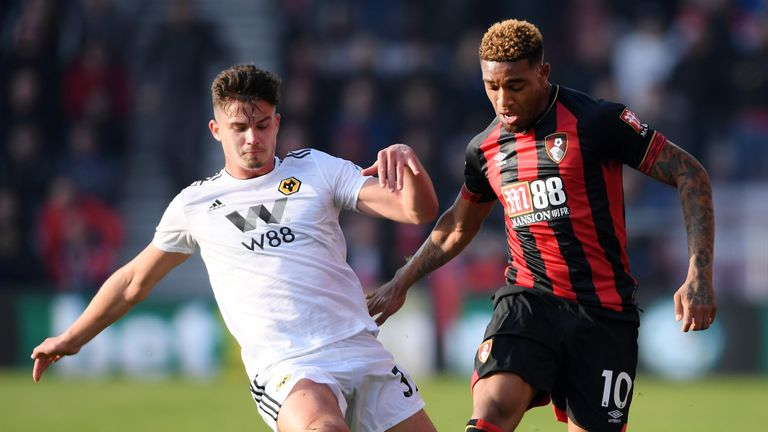 Ibe will be allowed to leave Bournemouth on a free transfer