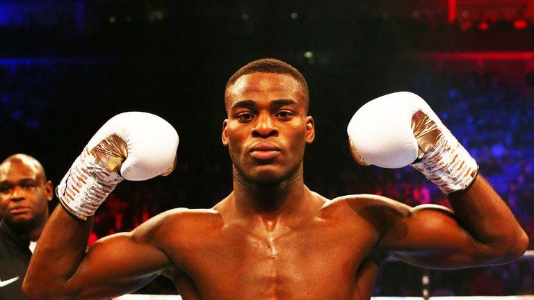 Joshua Buatsi aims to prove himself as Britain's best light-heavyweight