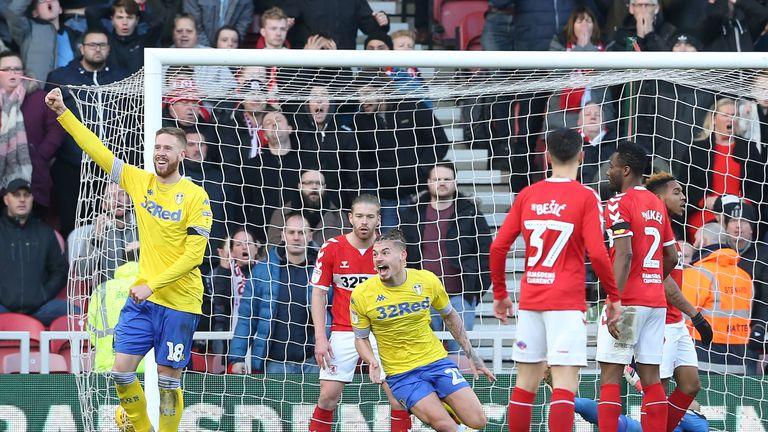 Kalvin Phillips scored a late equaliser for Leeds